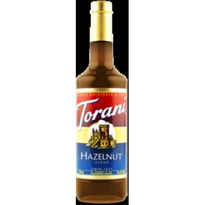 Torani sirop de Noisette